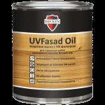 Защитное масло с УФ-фильтром DECKEN UVFasad Oil